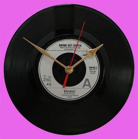 breakout swing out swing out breakout vinyl clocks