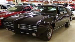 Pontiac V8 Cars 1969 Pontiac Gto 400 V8 Car