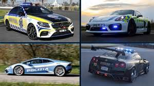 cool police cars    world