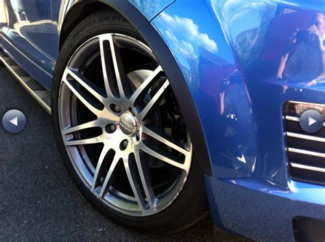 audi q7 wheel arch trim wheel arch trims for q7 audiworld forums