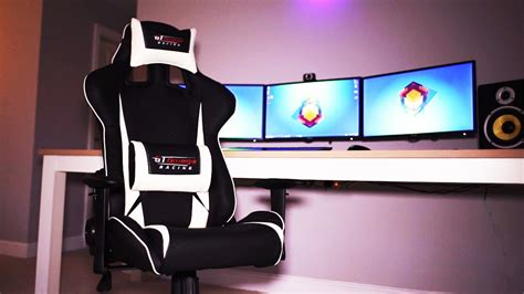 gaming chair desk best pc gaming chairs 2017 computer desk guru
