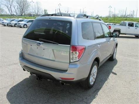 2011 subaru forester 2 5 x limited find used 2011 subaru forester 2 5 x limited in 10381