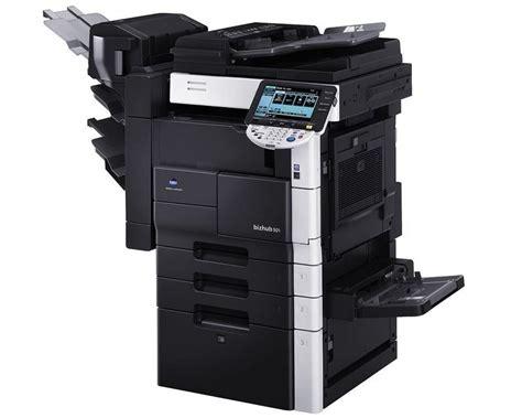 Mesin Fotocopy Konica Minolta Bizhub 501 konica minolta bizhub 501 monochrome multifunction printer