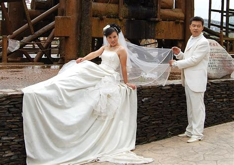Wedding China by Marriage In Modern China