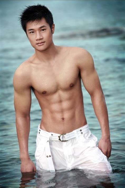 hot asian guy shirtless sexy and i know it pinterest