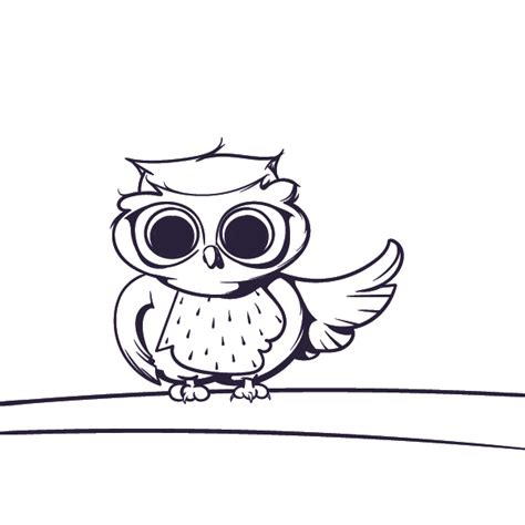 how to draw an owl learn to draw a cute colorful owl in learn how to draw an owl step by step tutorial