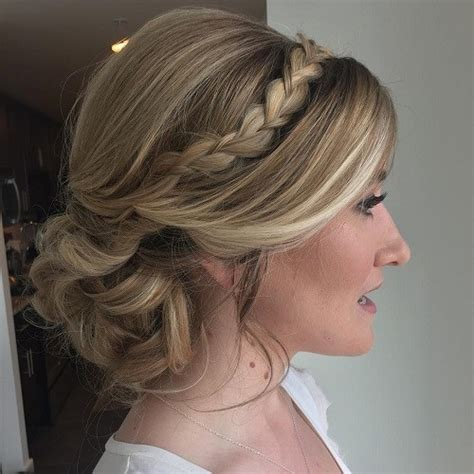 wedding hairstyles with a headband 40 and comfortable braided headband hairstyles