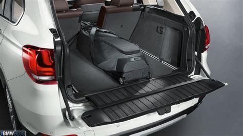 bmw trunk accessories original bmw accessories for new bmw x5