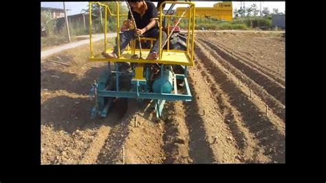 Cassava Planter Machine by Cassava Vertical Planting Machine Single Row With Stem