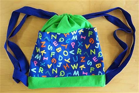 pattern for a library bag you sew girl simple ideas for library bags