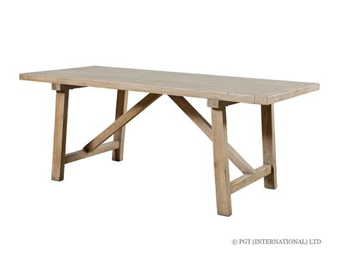 toscana dining table pgt reclaimed official