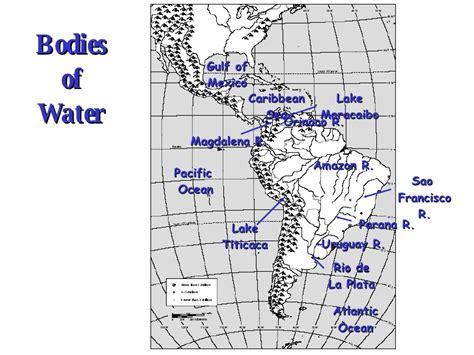 american bodies of water map colonial period american geography