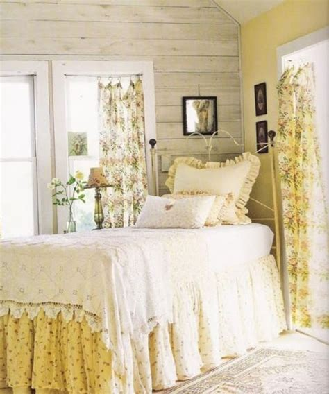 yellow shabby chic bedroom 17 best ideas about yellow girls bedrooms on pinterest