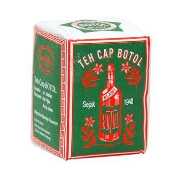 Teh Hijau Cap Pucuk 10 merk teh hijau yang bagus dan mudah didapatkan