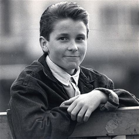 balesold hairstyle on kids christian bale s changing looks instyle com