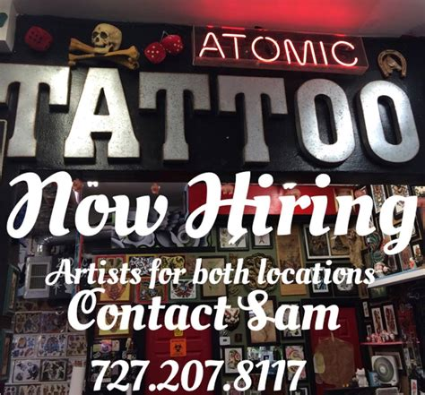 atomic tattoo milwaukee atomic tattoos south side milwaukee studio 414 325 9900