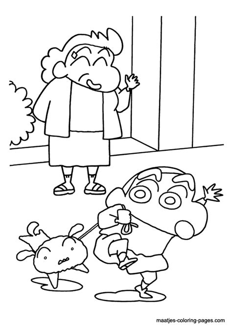 shin free colouring pages