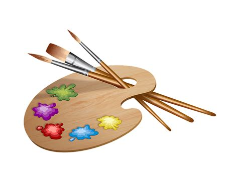 Painting Palette by Paint Brushes The Palette 183 Free Image On Pixabay