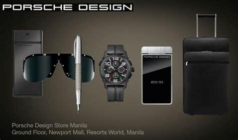 porsche design home products porsche design luxury s wear guide