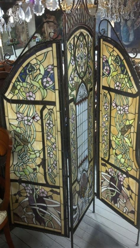 stained glass room dividers stain glass room divider i like