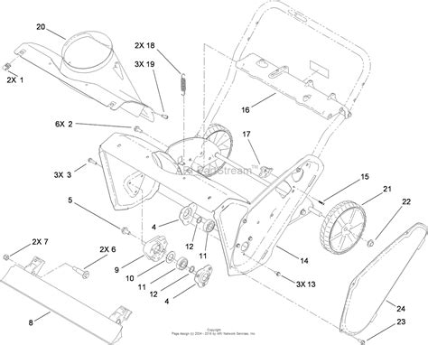 toro parts diagram toro auger parts toro tractor engine and wiring diagram