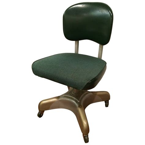 Office Chairs Industrial Industrial Office Chair At 1stdibs