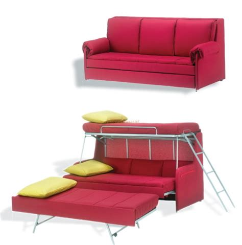 beds that turn into couches sofa bed design buy sofa bunk bed modern triple seater
