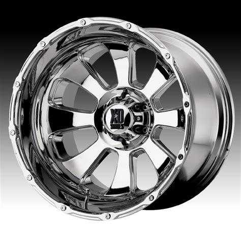 chrome xd wheels kmc xd series xd799 armour chrome custom wheels rims