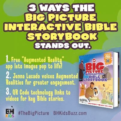 The Big Picture Interactive Bible Stories In 5 Minutes Ebooke Book the big picture interactive bible storybook