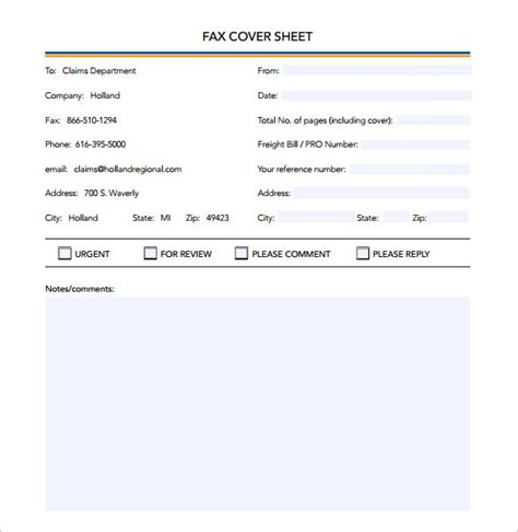 professional cover sheet sle professional fax cover sheet 10 exles format