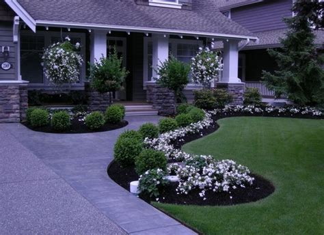 inexpensive front yard landscaping ideas 100 landscaping ideas for front yards and backyards