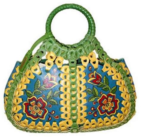 Fiore Thing Bag by Fiore Quot Flower Child Quot April Handheld Bag Purseblog