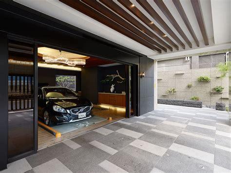 taipei apartment building lounge area  yu ya ching