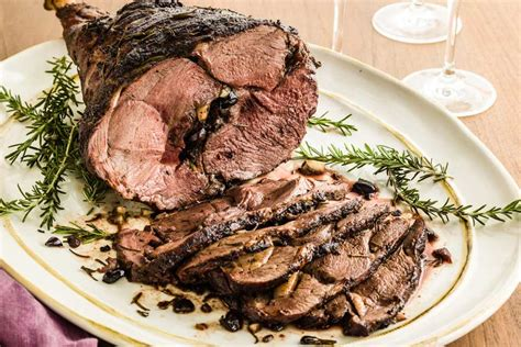 roast leg of lamb john gregory smith s roast lebanese leg of lamb recipe
