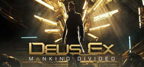 Deus Ex Mankind Divided Steam Original Pc deus ex mankind divided jinx s steam grid view images