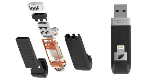 Leef Ibrigde 16gb Usb Otg For Iphone 16gb White Original who needs usb otg leef ibridge uses lightning adapter for portable ios storage expert reviews