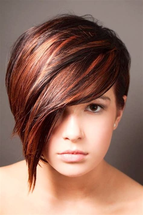 pixie hair cut with a caramel colour 1000 ideas about pixie long bangs on pinterest short