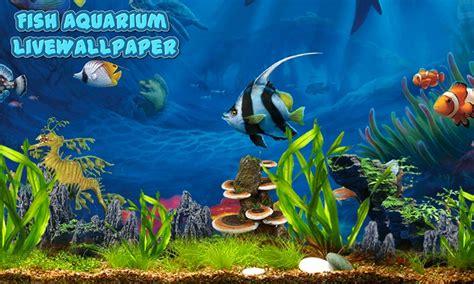 Android Aquarium Live Wallpaper Apk by Fish Aquarium Live Wallpaper For Android Apk