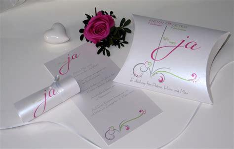 Einladung Hochzeit Besonders by Besondere Hochzeitseinladungen Hochwertige