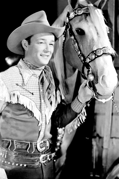 singing cowboy roy rogers to ride again on broadway reporter