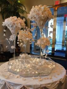 tall giant martini glass vase wedding table centerpiece