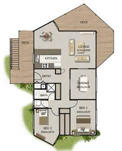 New design 2 bedroom granny flat australian house floor plans 2