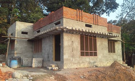 house construction tips kerala house construction tips 11 parapet and plastering