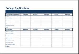 xl spreadsheet templates ms excel college comparison worksheet template excel