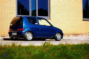 Fiat Seicento Abarth Fiat Seicento With A 490 Hp Abarth Engine Engine Depot