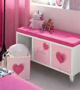 Barbie Bedroom Natural Interior Design Pink Romantic Barbie Kids Bedroom