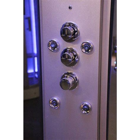 insignia steam shower cabin gt9001 at