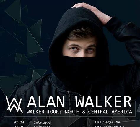 alan walker us tour rca records