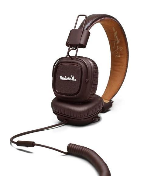 Marshall Major Headphones marshall major headphones kahve kulakl箟k