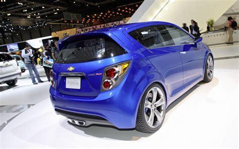 Fu Matten Auto Chevrolet Aveo by Deutlich Dynamischer Ist Der Chevrolet Aveo